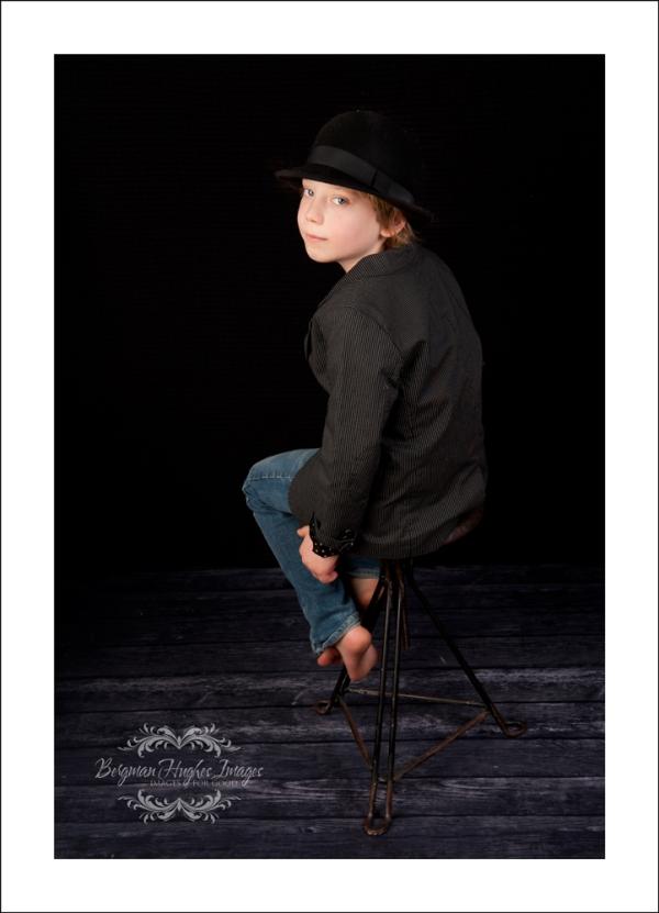 Barnfotograf Bergman Hughes Images