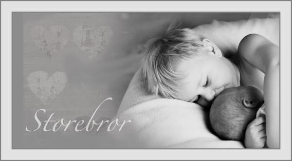 barnfotograf Bergman Hughes Images - storebror
