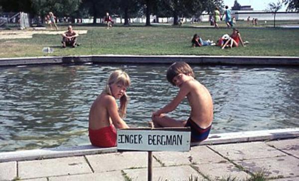 simskola Gustavsvik. 60-tal