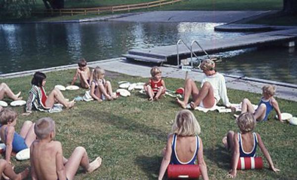 simskola Gustavsvik - 60-tal