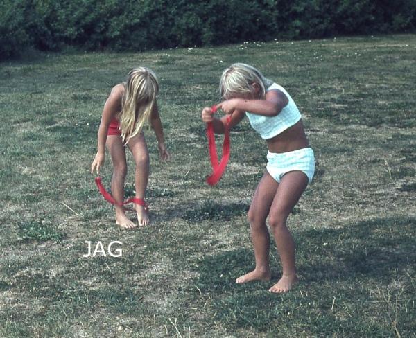lek Gustavsvik 60-70-tal
