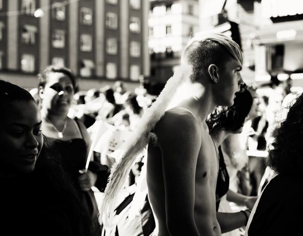Stockholm Pride 2015. porträttfotograf i Vasastan, Stockholm, Bodil  Bergman Hughes.