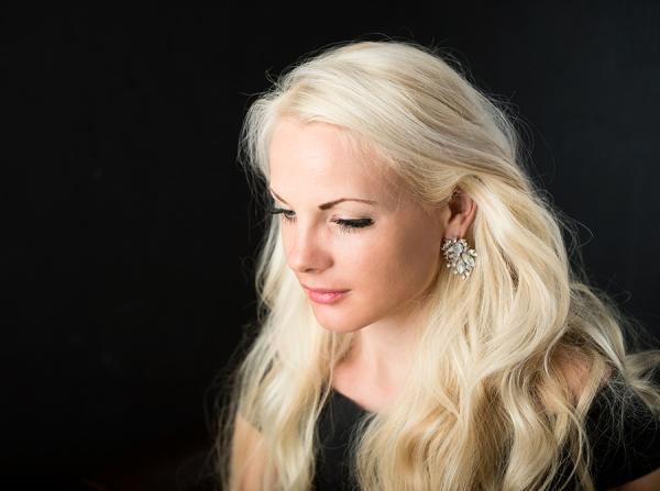 Amanda Kullenberg. Fotograf Bodil Bergman Hughes
